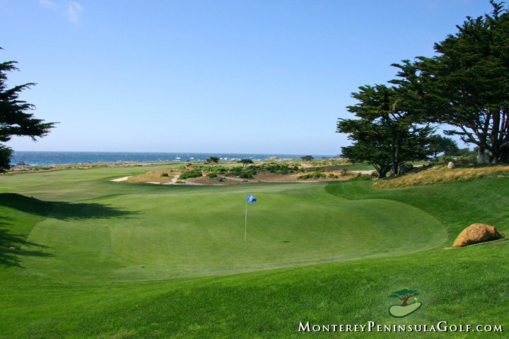 Monterey Peninsula Country Club - Shores Course, 10th hole