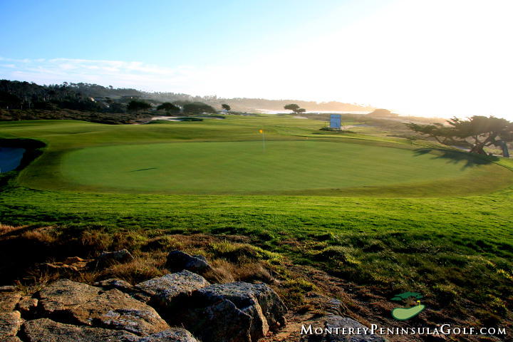 Monterey Peninsula Country Club - Shores Course, 15th hole