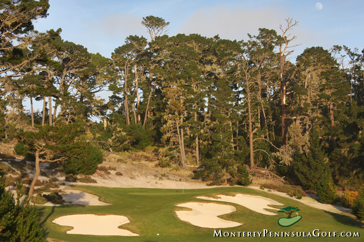 Cypress Point Golf Course - 7th Hole