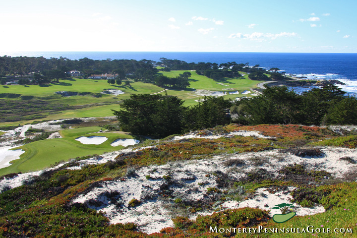Cypress Point Golf Course - Monterey Peninsula