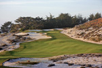Cypress Point Golf Course - 8th Hole Dune