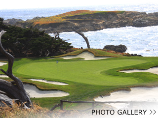Cypress Point Golf Course Photo Gallery