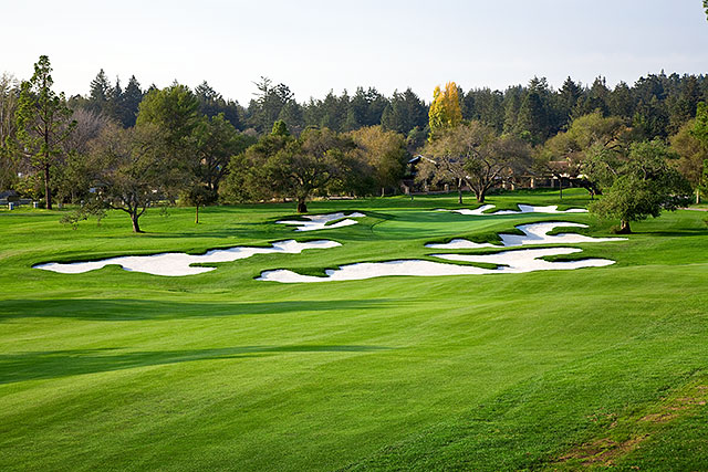 Pasatiempo Golf Course - 13th Hole title=