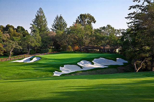 Pasatiempo Golf Course - 16th Hole title=