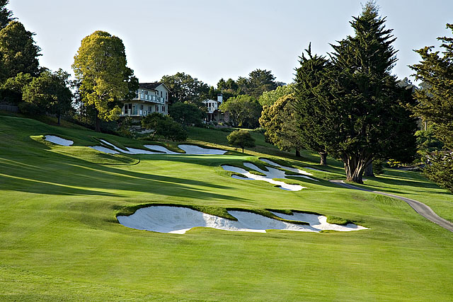 Pasatiempo Golf Course - 3rd Hole title=
