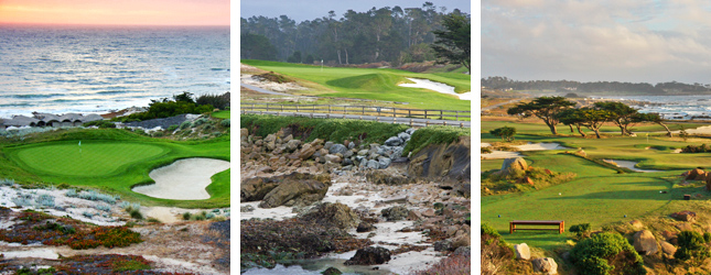 Monterey Peninsula Golf Packages
