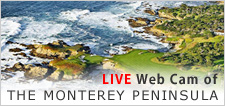 LIVE Web Cam of the Monterey Bay